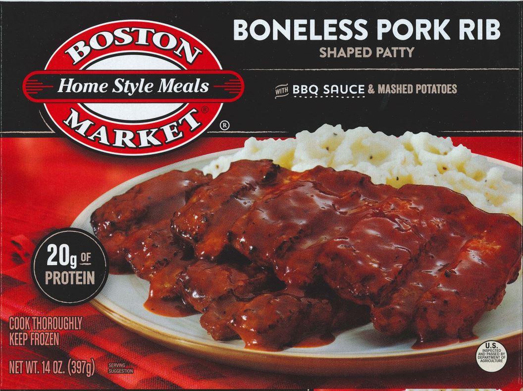 boston market frozen meals
