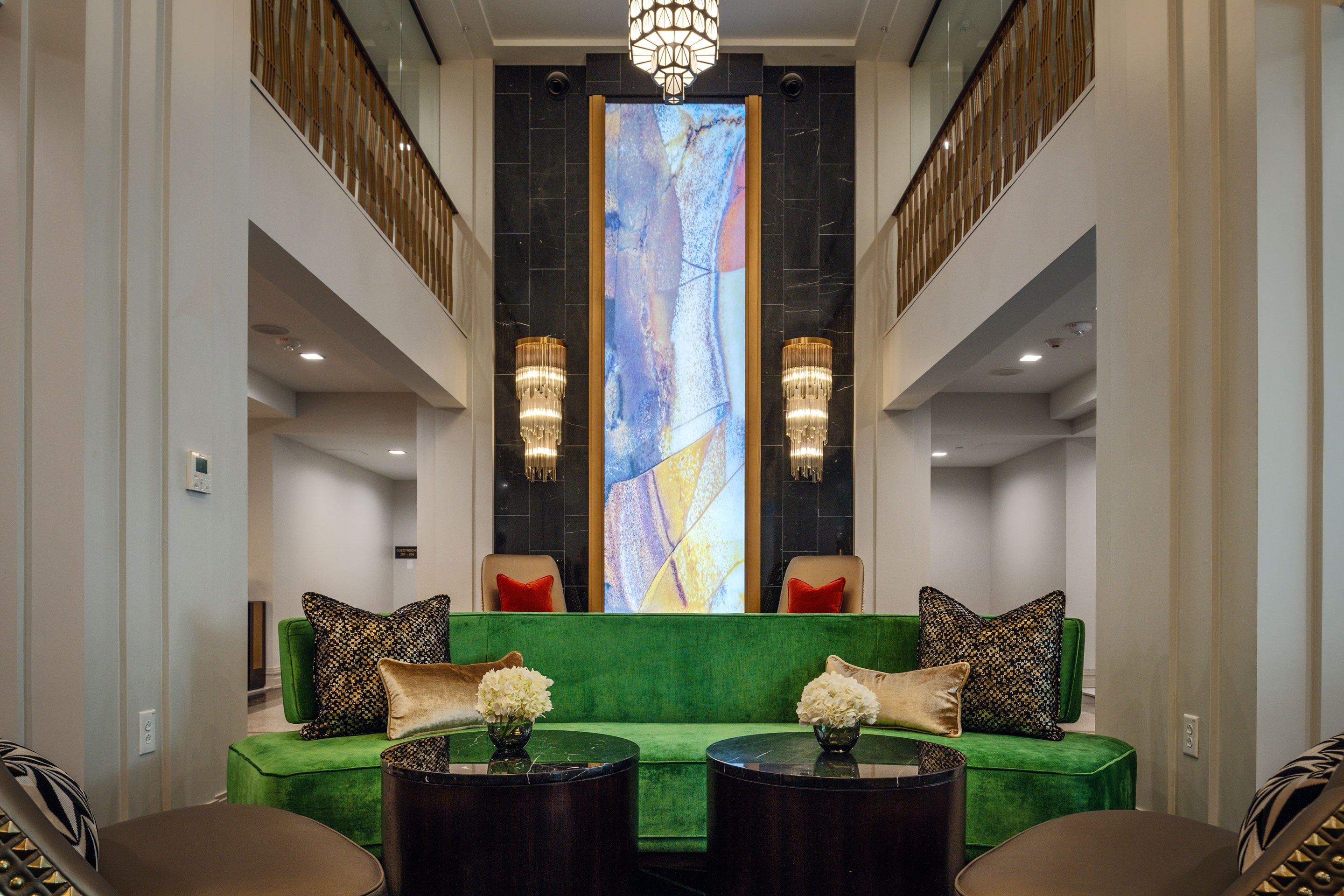 Art Deco Design Cuisine This Revamped Art Deco Hotel Is Emblematic Of The New Tulsa Fortune