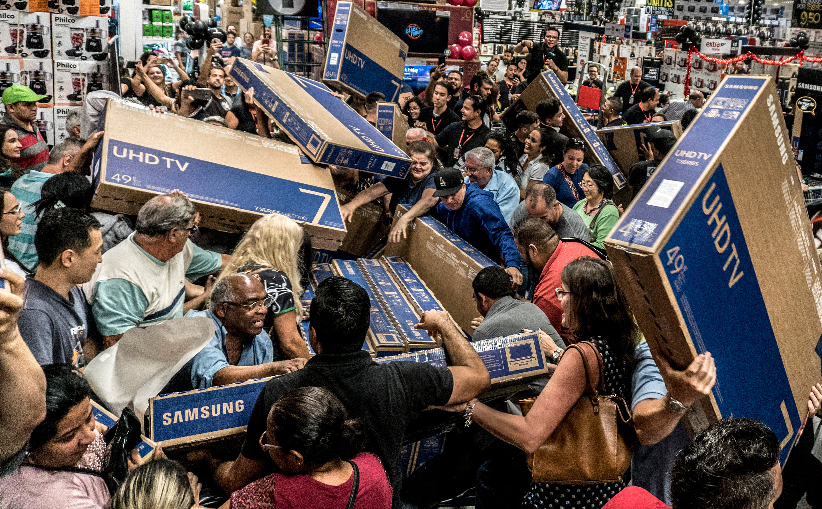 Black Friday 2019 Shapes Up To Be A Chaotic One Fortune