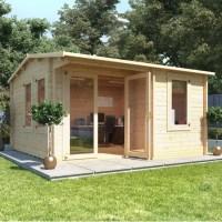 BillyOh Seattle Home Office - Garden Log Cabins - Garden ...