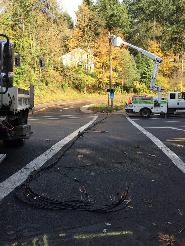 UPDATED Traffic Alert SW Capitol Highway-SW Terwilliger Blvd has