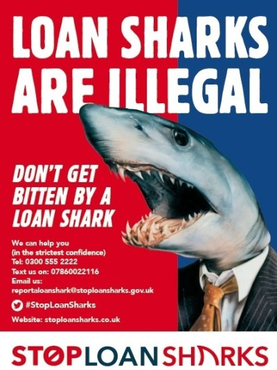 National loan shark campaign news from Coventry Trading Standards - 7 December 2018