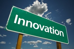 Innovation Sign