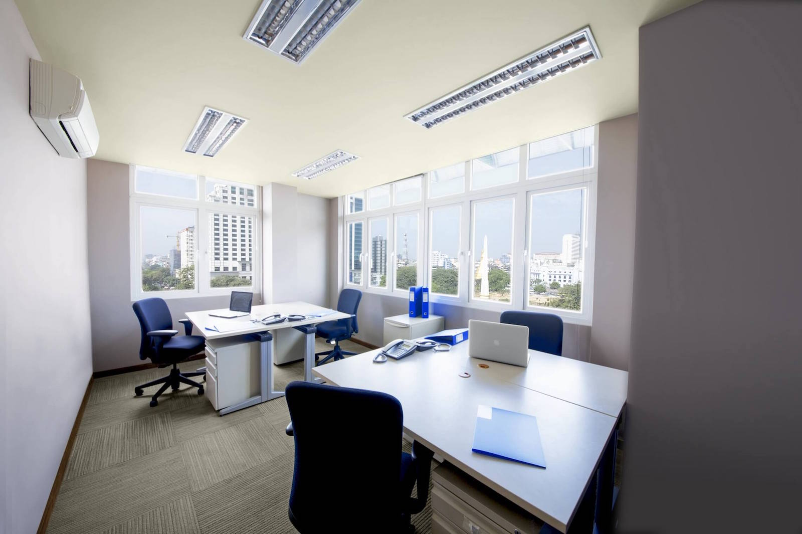 Business Office Office Space In Merchant Street Yangon Serviced