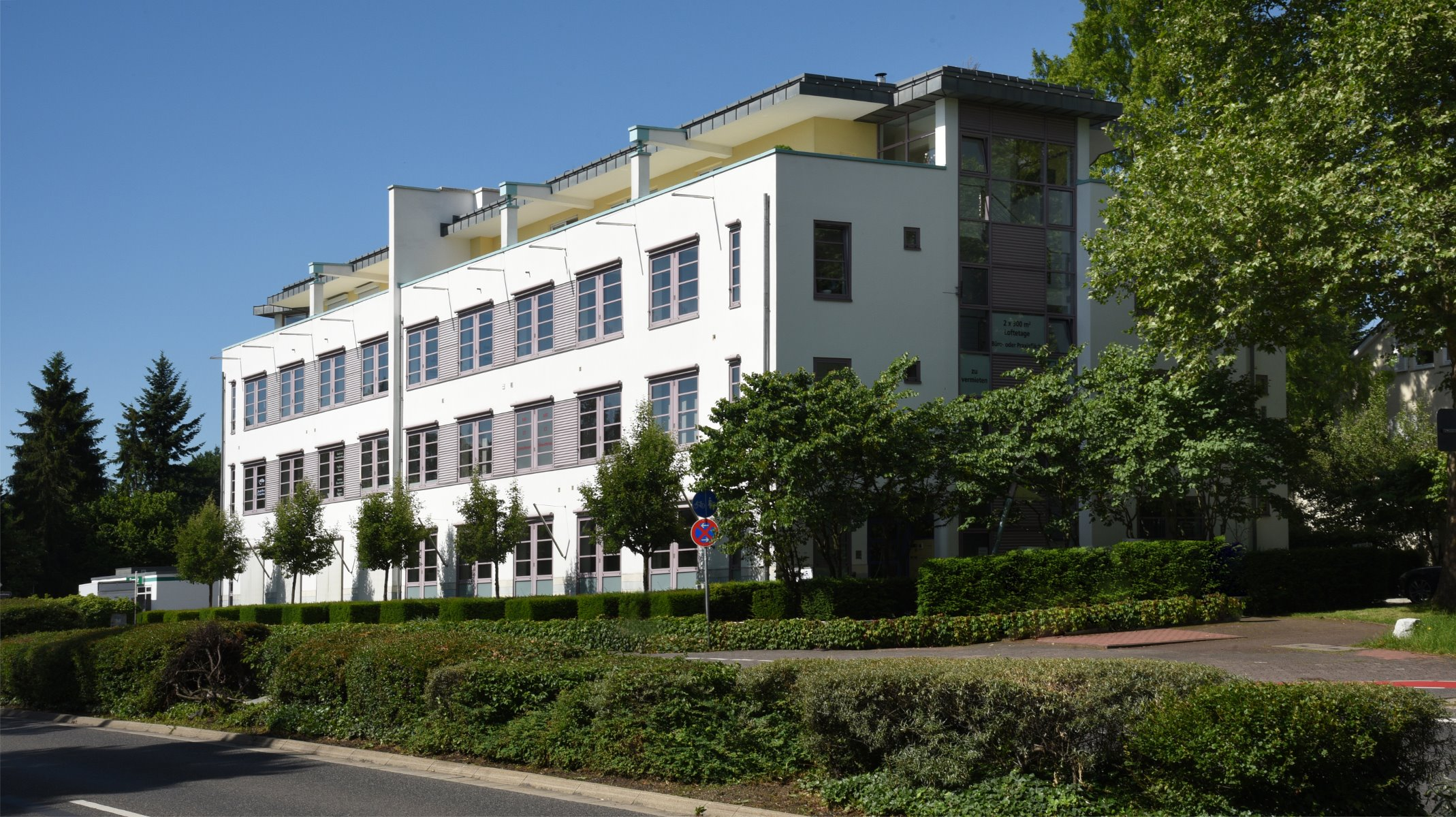 Bad Homburg Office Space In Tannenwaldallee Bad Homburg 61348