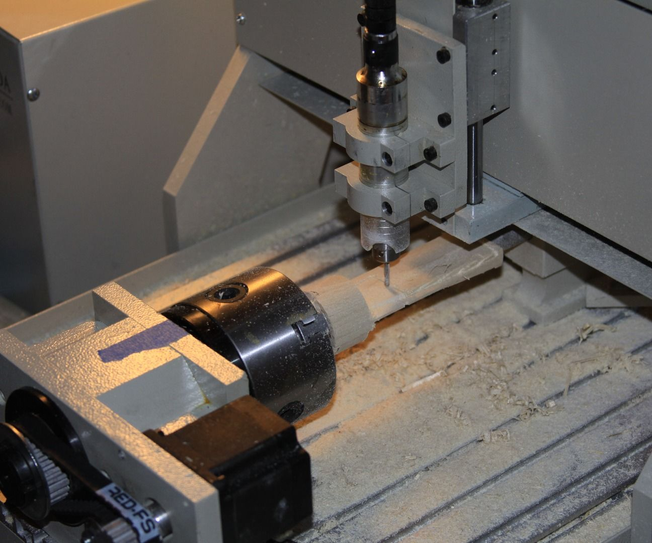 Getting Started With Indexed 4th Axis Milling 8 Steps Instructables