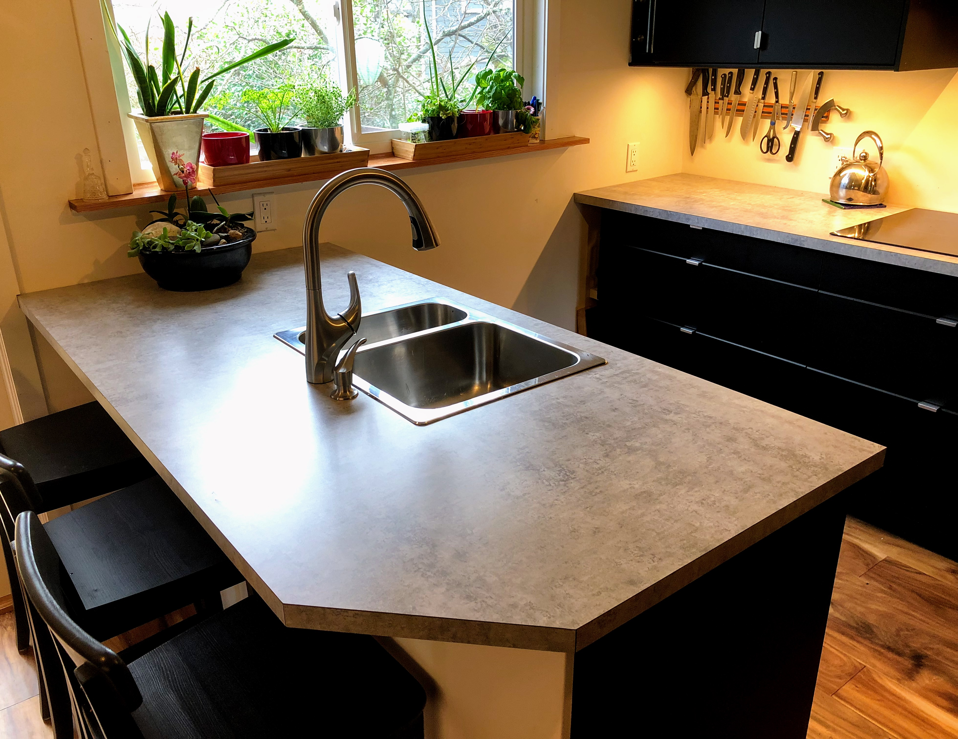 Diy Laminate Countertops 8 Steps With Pictures Instructables