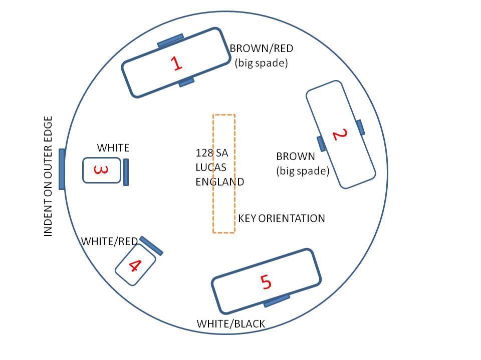 wiring diagram 200tdi starter switch - Defender Forum - LR4x4 - The