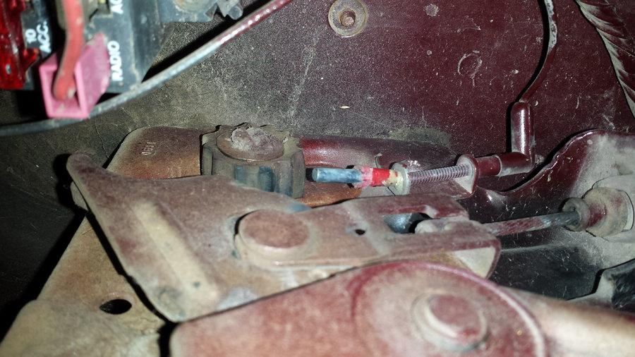 E brake warning light - 1972-86 AMC/Jeep® CJ and Jeepster Models