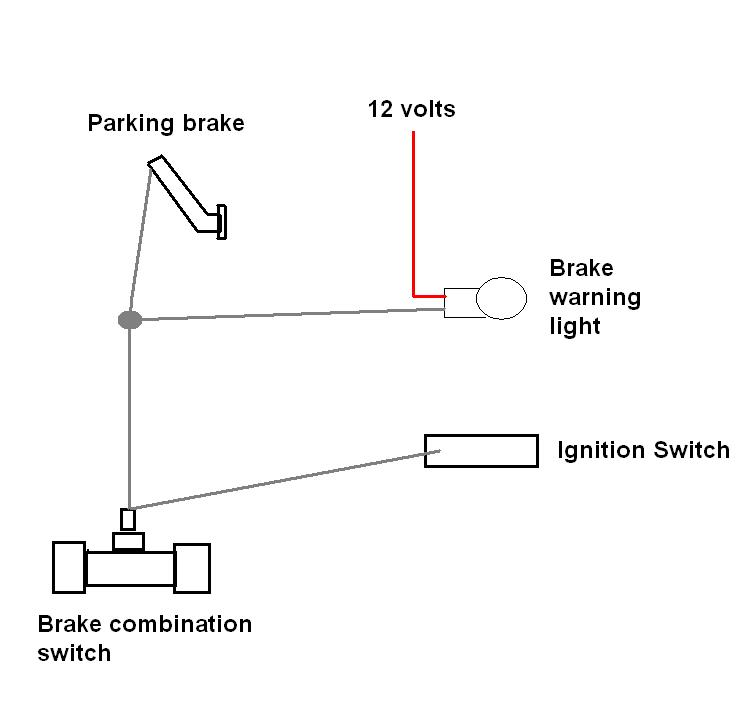 Parking Brake Wiring Diagram - 3rbl-fotografiede \u2022