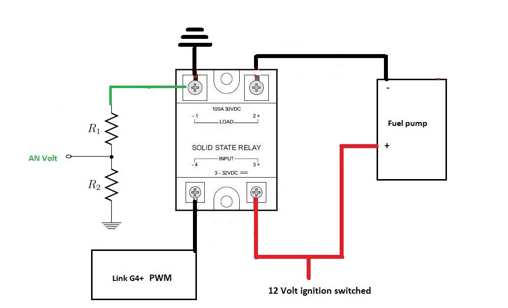 5 Pin Relay Wiring Diagram Fuel Pump. 2008 ford ranger