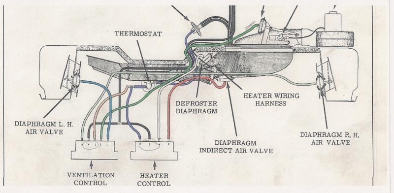 Looking for vacuum diagram - Oldsmobile - Technical - Antique
