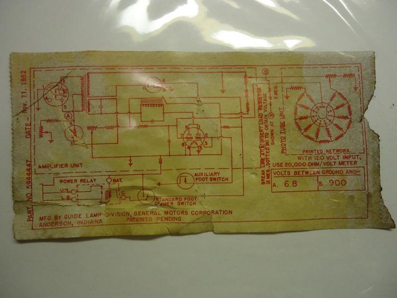 1953 Oldsmobile Wiring Diagram - Wiring Diagram Progresif