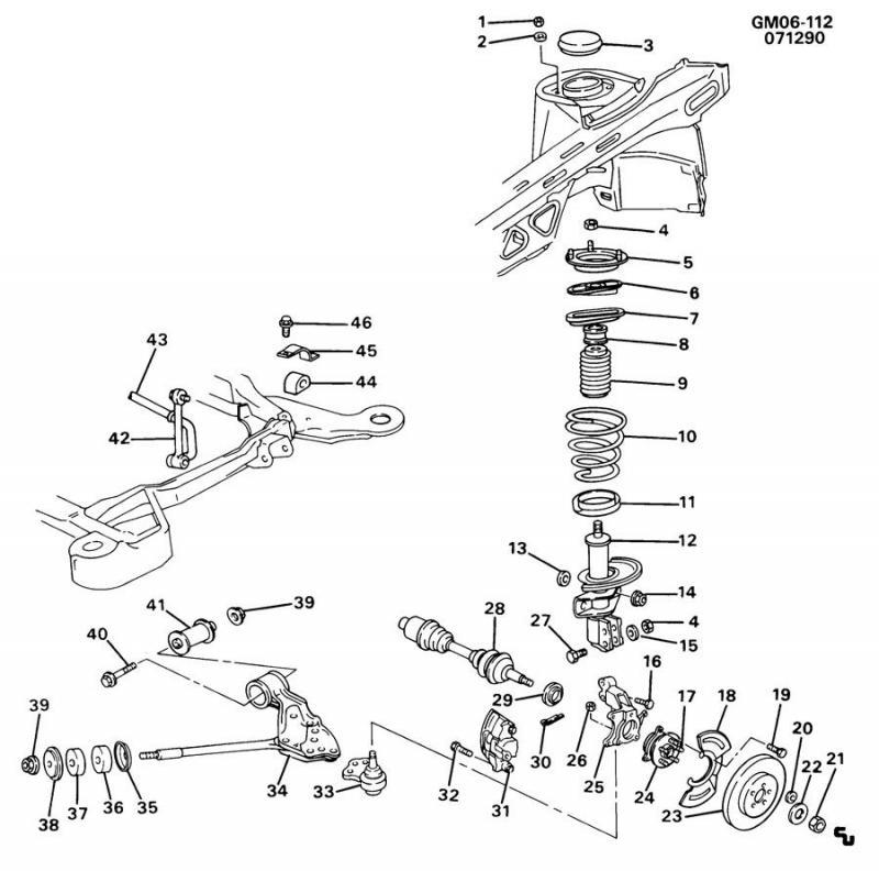 Reatta Wiring Diagram - Simple Wiring Diagram Schema