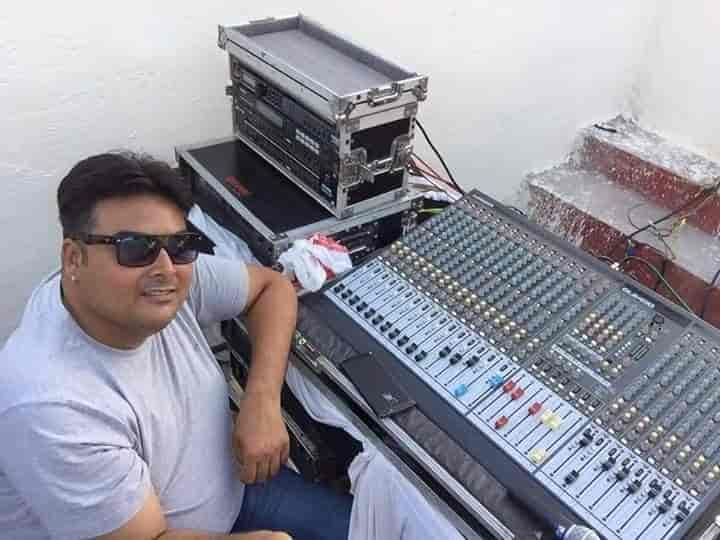 Shivam Audio, Jamnagar  - Playing DJ