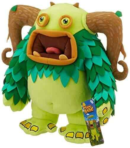 Buy My Singing Monsters Entbrat Plush, Features, Price, Reviews