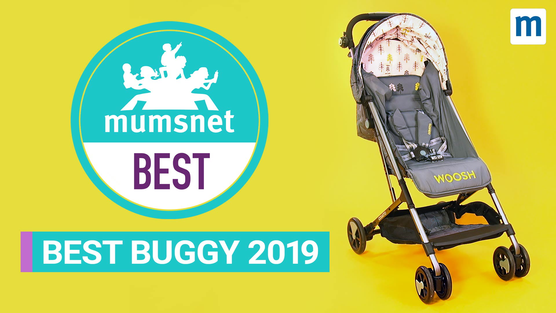 Best Pushchairs Independent Best Buggy 2019 Cosatto Woosh Review