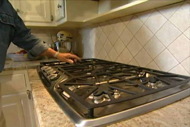 How to Remove and Install a Gas Cooktop \u2022 Ron Hazelton