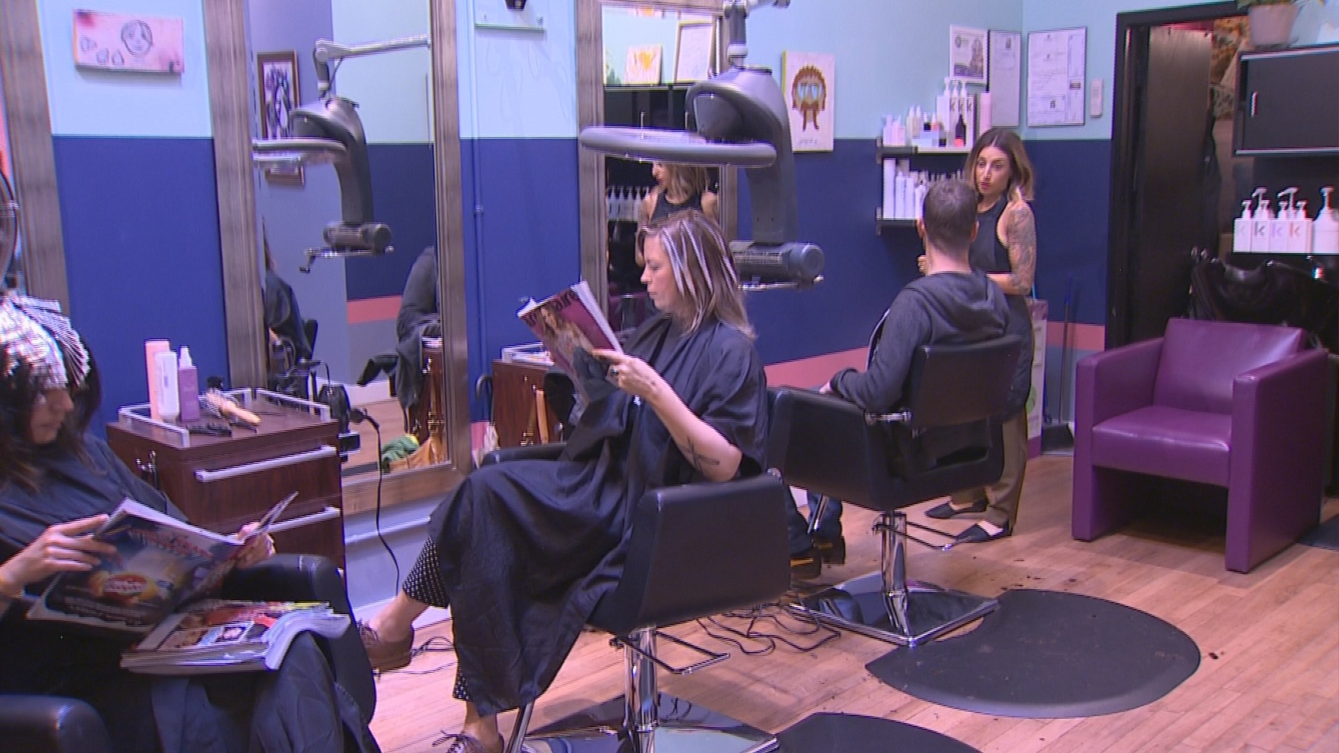 Salon Traffic King5 Seattle Salon Shares Trademark Warning For
