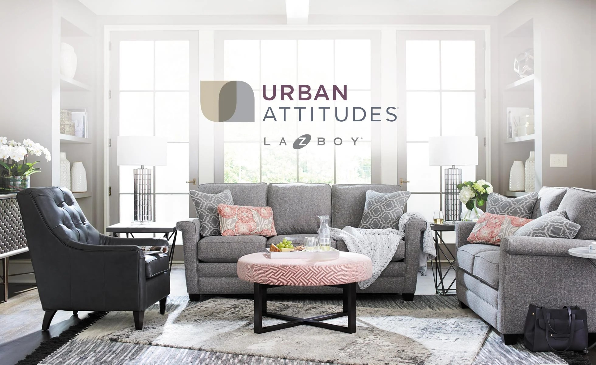 Urban Sofa Live Edge Urban Attitudes Room Design Made Simple La Z Boy