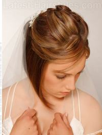 Wedding Hairstyles Bobbed Hair | Best Wedding Hairs