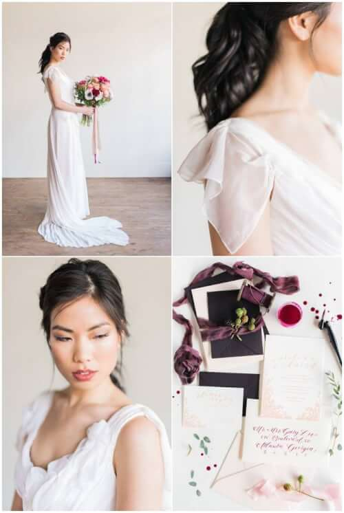 9 Fall Wedding Hair Ideas We Absolutely Adore