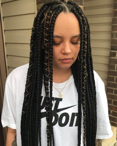 Faux Locs Hairstyles 22 Hottest Faux Locs Styles In 2020 Anyone Can Do