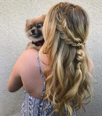 Braided Boho Hairstyles For Long Hair - HairStyles