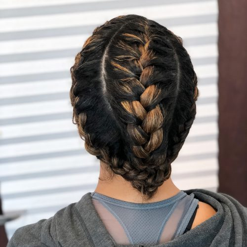 How Long Does Hair Highlights Last 10 Sexiest French Braid Hairstyles That Are Easy To Try