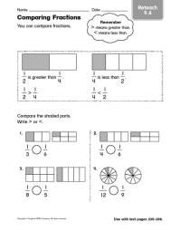 Common Core Fractions Worksheets - 1000 images about ...