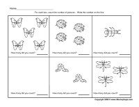 All Worksheets  Number 5 Worksheets For Kindergarten ...