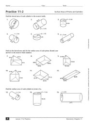 All Worksheets  Surface Area Worksheets - Printable ...