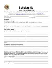 Boy Scout Merit Badge Worksheet Free Worksheets Library ...