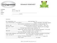 Ser Vs Estar Practice Worksheet Free Worksheets Library ...