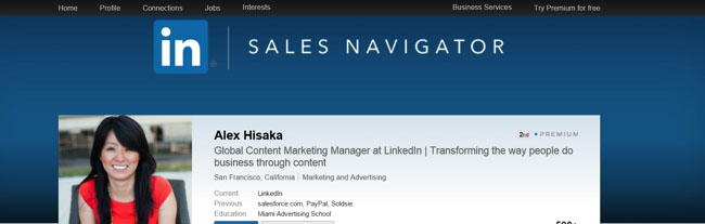 5 Ways Marketers Can Take Advantage of Their LinkedIn Background