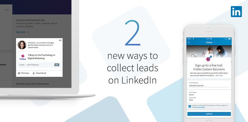 LinkedIn Doubles Down on Lead Gen to Drive Even More ROI for
