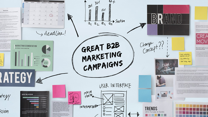 Five Great B2B Marketing Campaigns from the Last Five Years
