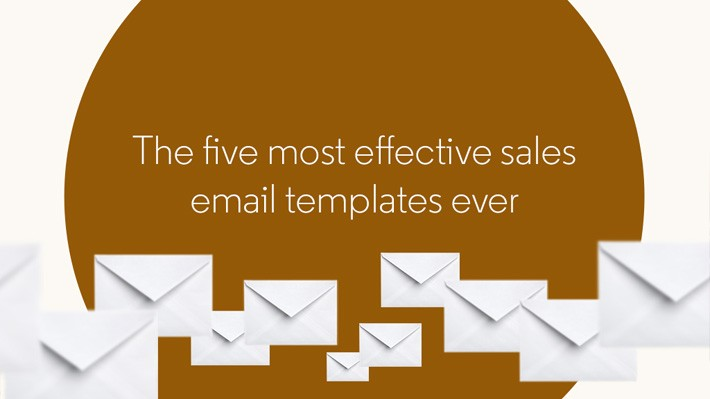 5 templates for sales emails and InMails that really work LinkedIn