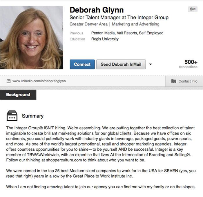 4 Rave-Worthy LinkedIn Profiles and Why We Love Them LinkedIn