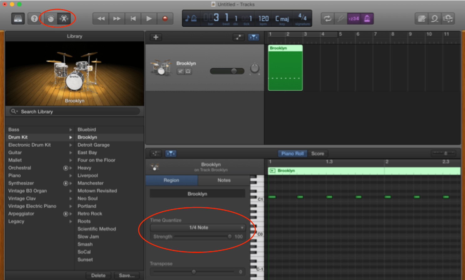 Fan Garageband How To Create Your Own Click Track In Garageband