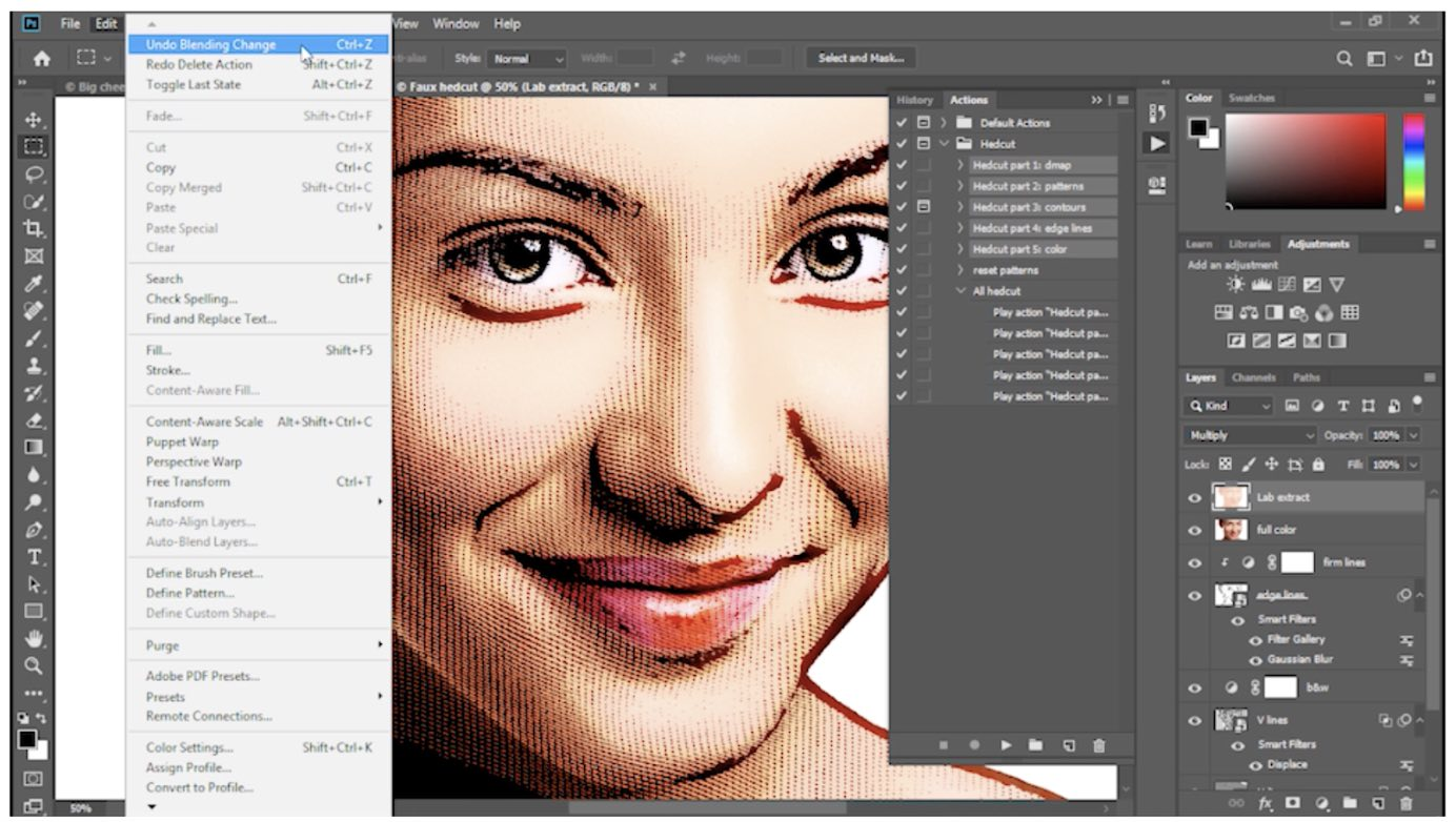 Photoshop 5 The 5 Best New Features Of Photoshop Cc 2019