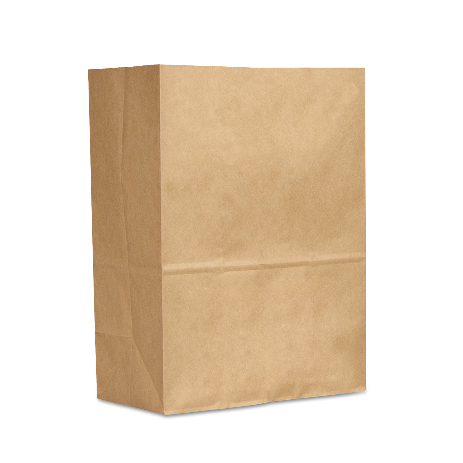 Brown Paper Bags With Handles Kmart 1 6 Bbl Paper Grocery Bag By General Bagsk1670ez300