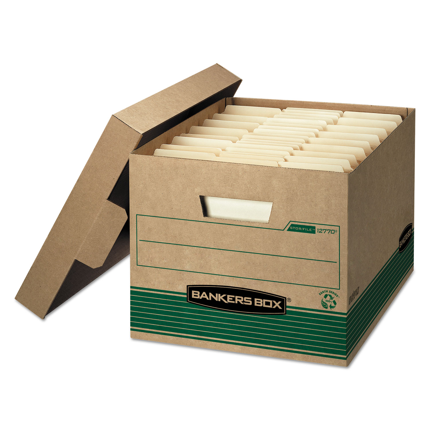File Box Stor File Extra Strength Storage Box By Bankers Box