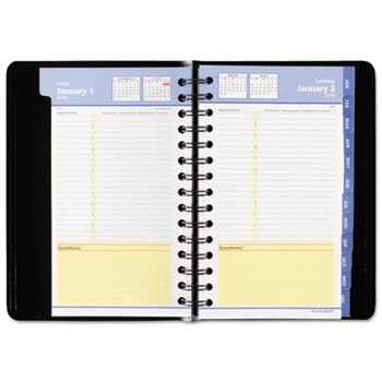 QuickNotes Daily/Monthly Appointment Book/Planner by AT-A-GLANCE