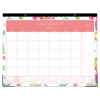 Blue Sky™ Day Designer Desk Pad Calendar