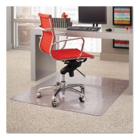 ES Robbins Dimensions Chair Mat for Carpet, Rectangular ...