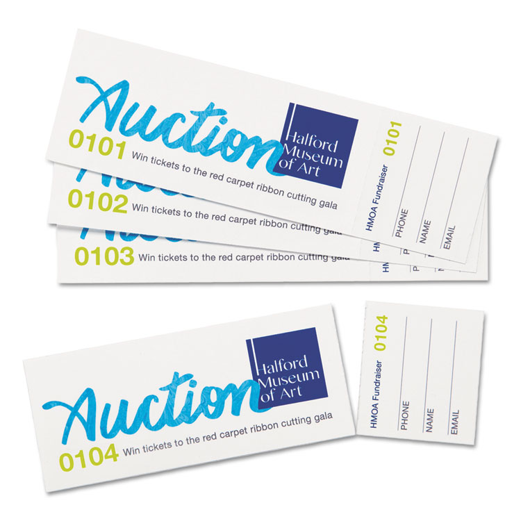 Free Printable Raffle Tickets With Stubs. Free Cv Templete