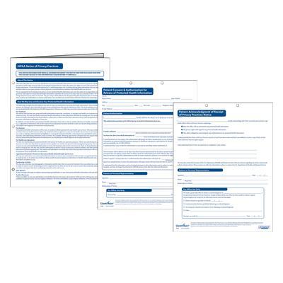 ComplyRight™ HIPAA Forms, 8-1/2\ - hipaa form