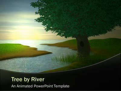 Wildlife and Nature PowerPoint Templates at PresenterMedia - nature powerpoint