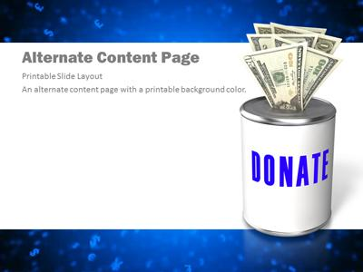 Money Abstract - A PowerPoint Template from PresenterMedia - money background for powerpoint
